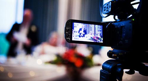 video matrimonio roma